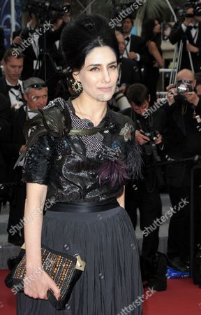 Israeli Actress and Filmmaker Ronit Elkabetz Arrives For the Screening of the Movie 'Hors La Loi' (outside of the Law) During the 63rd Cannes Film Festival in Cannes France 21 May 2010 the Movie by French Director Rachid Bouchareb is Presented in Competition at the Cannes Film Festival 2010 Running From 12 to 23 May France Cannes