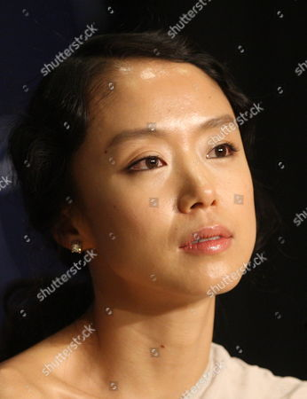 South-korean Actress Jeon Do-youn Attends the Press Conference of the Movie 'The Housemaid' During the 63rd Cannes Film Festival in Cannes France 14 May 2010 the Movie by Im Sang-soo is Presented in Competition at the Cannes Film Festival 2010 Running From 12 to 23 May France Cannes
