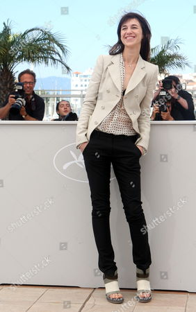 Stock Photo of French Singer and Actress Charlotte Gainsbourg Poses During the Photocall of the Movie 'The Tree' During the 63rd Cannes Film Festival in Cannes France 23 May 2010 the Movie by French Director Julie Bertuccelli is Presented out of Competition at the Cannes Film Festival 2010 Running From 12 to 23 May France Cannes