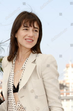 Stock Image of French Singer and Actress Charlotte Gainsbourg Poses During the Photocall of the Movie 'The Tree' During the 63rd Cannes Film Festival in Cannes France 23 May 2010 the Movie by French Director Julie Bertuccelli is Presented out of Competition at the Cannes Film Festival 2010 Running From 12 to 23 May France Cannes