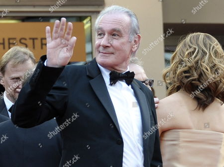 French Actor Bernard Le Coq Arrives For the Screening of 'La Conquete' (the Conquest) During the 64th Cannes Film Festival in Cannes France 18 May 2011 the Movie by French Director Xavier Durringer is Presented out of Competition at the Film Festival Running From 11 to 22 May France Cannes