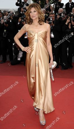 French Actress Florence Pernel Arrives For the Screening of 'La Conquete' (the Conquest) During the 64th Cannes Film Festival in Cannes France 18 May 2011 the Movie by French Director Xavier Durringer is Presented out of Competition at the Film Festival Running From 11 to 22 May France Cannes