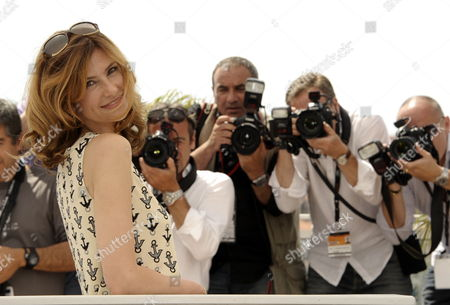 French Actress Florence Pernel Poses During the Photocall For 'La Conquete' (the Conquest) at the 64th Cannes Film Festival in Cannes France 18 May 2011 the Movie by French Director Xavier Durringer is Presented out of Competition at the Film Festival Running From 11 to 22 May France Cannes