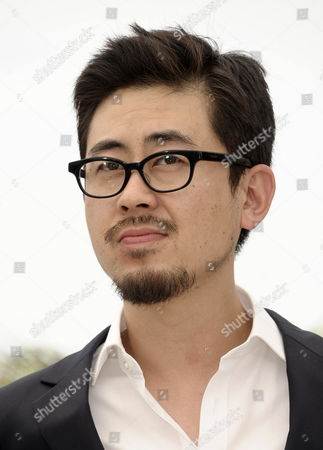 Korean Director Na Hong-jin Poses During the Photocall For 'The Murderer/the Yellow Sea' at the 64th Cannes Film Festival in Cannes France 18 May 2011 His Movie is Presented in the 'Un Certain Regard' Section of the Film Festival Running From 11 to 22 May France Cannes
