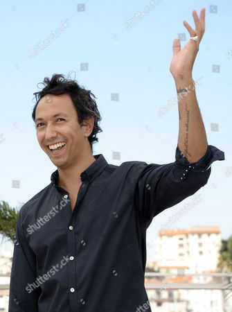 South African Director Oliver Hermanus Poses During the Photocall For 'Skoonheid' at the 64th Cannes Film Festival in Cannes France 17 May 2011 His Movie is Presented in the 'Un Certain Regard' Section of the Film Festival Running From 11 to 22 May France Cannes