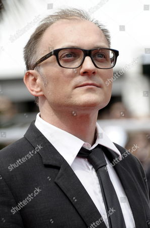 Austrian Director Markus Schleinzer Arrives For the Screening of 'Michael' During the 64th Cannes Film Festival in Cannes France 14 May 2011 His Movie is Presented in the Official Competition of the Film Festival Running From 11 to 22 May France Cannes