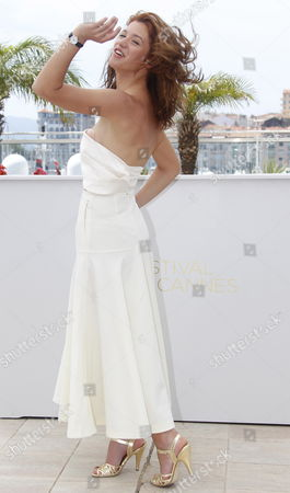 Romanian Actress Ada Condeescu Poses During the Photocall For 'Loverboy' at the 64th Cannes Film Festival in Cannes France 18 May 2011 the Movie by Romanian Director Catalin Mitulescu is Presented in the 'Un Certain Regard' Section of the Film Festival Running From 11 to 22 May France Cannes