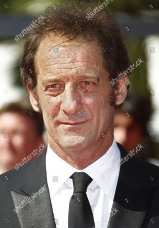 French Actor Vincent Lindon Arrives For the Screening of 'Pater' During the 64th Cannes Film Festival in Cannes France 17 May 2011 the Movie by French Director Alain Cavalier is Presented in the Official Competition of the Film Festival Running From 11 to 22 May France Cannes