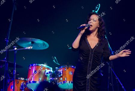 Brazilian Singer Bebel Gilberto Performs During the Charity Auction of the Cinema Against Aids Amfar Gala 2011 Held at the Hotel Du Cap Eden Roc in Cap D'antibes France 19 May 2011 During the 64th Cannes Film Festival the Film Festival Runs From 11 to 22 May France Cap D'antibes