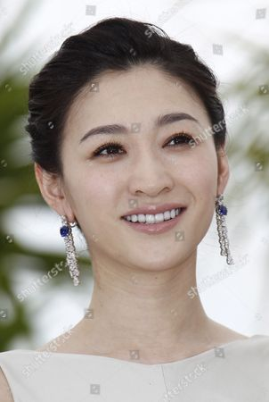 Chinese Actress Li Xiaoran Poses During the Photocall For 'Wu Xia' During the 64th Cannes Film Festival in Cannes France 14 May 2011 the Movie by Chinese Director Peter Chan is Presented out of Competition As Part of the Midnight Screenings Section at the Film Festival Running From 11 to 22 May France Cannes