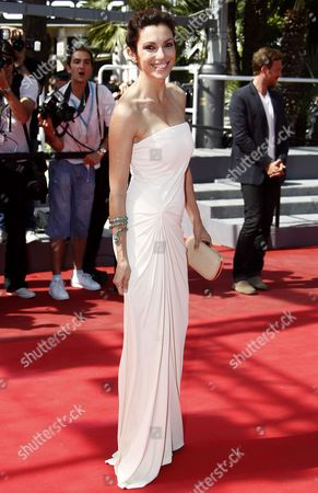 French Actress Aure Atika Arrives For the Screening of 'Pater' During the 64th Cannes Film Festival in Cannes France 17 May 2011 the Movie by French Director Alain Cavalier is Presented in the Official Competition of the Film Festival Running From 11 to 22 May France Cannes