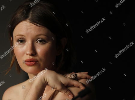 Australian Actress Emily Browning Attends the Press Conference For 'Sleeping Beauty' During the 64th Cannes Film Festival in Cannes France 12 May 2011 the Movie by Australian Director Julia Leigh is Presented in the Official Competition of the Film Festival Running From 11 to 22 May France Cannes