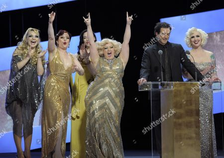 Editorial picture of France Cesar Awards 2011 - Feb 2011