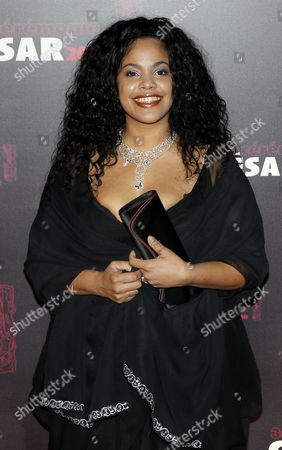 Stock Picture of French Actress Yahima Torres Arrives For the 36th Cesar Awards Ceremony Held at the Chatelet Theatre in Paris France 25 February 2011 the 'Academie Des Arts Et Techniques Du Cinema' of France Honours Excellence in 21 Categories France Paris