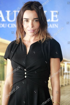 French Actress Elodie Bouchez Poses During a Photocall For the Movie 'The Imperialists Are Still Alive!' at the 36th Annual Deauville American Film Festival in Deauville France 09 September 2010 the Movie by British Director Zeina Durra is Presented in the Premieres Section at the Festival Running From 03 to 12 September France Deauville