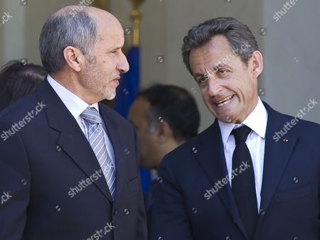 Editorial image of France Libya - Apr 2011