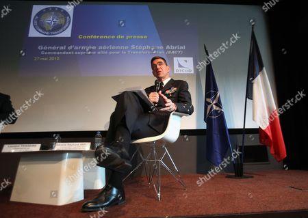 Editorial photo of France Nato - May 2010