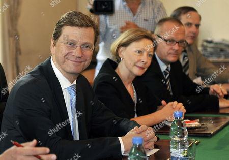 Editorial photo of Lebanon Germany Diplomacy - May 2010