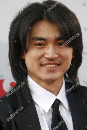 Stock Photo of Shin Koyamada