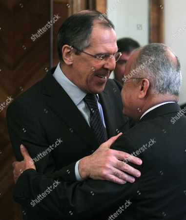 Editorial picture of Russia Un Libya Diplomacy - May 2011