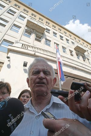 Editorial photo of Serbia Mladic - May 2011