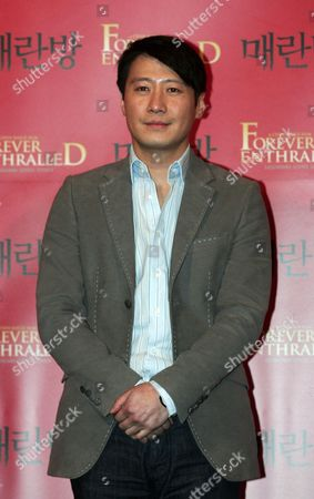 Hong Kong Actor Leon Lai Poses During the 'Forever Enthralled' Premiere in Seoul South Korea 24 March 2009 the Biographical Film by Chinese Director Chen Kaige Follows the Life of Mei Lanfang One of China's Premiere Opera Performers the Film Will Open in Korea On 09 April 2009