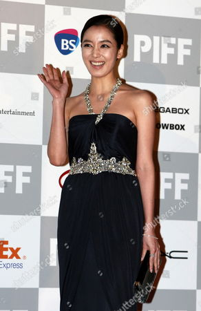 South Korean Actress Lee So-yeon Arrives at the Opening Ceremony of the 15th Pusan International Film Festival in Busan South Korea 07 October 2010 the Asian Film Festival Showcases 308 Films From 67 Countries and Runs From 07 October 2010 to 15 October 2010 Korea, Republic of Busan