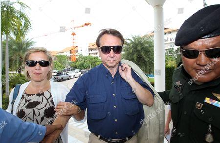 Editorial photo of Thailand Russia Crime Pletnev - Jul 2010