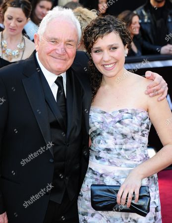 British Screenwriter David Seidler and Daughter Maya Arrive For the 83rd Annual Academy Awards at the Kodak Theatre in Hollywood California Usa 27 February 2011 the Oscars Are Presented For Outstanding Individual Or Collective Efforts in Up to 25 Categories in Filmmaking United States Hollywood