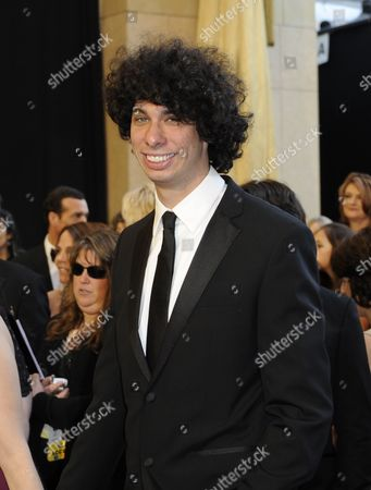 Us Director Luke Matheny Arrives For the 83rd Annual Academy Awards at the Kodak Theatre in Hollywood California Usa 27 February 2011 the Oscars Are Presented For Outstanding Individual Or Collective Efforts in Up to 25 Categories in Filmmaking United States Hollywood