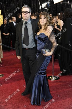 Uk Composer John Powell and Guest Arrive For the 83rd Annual Academy Awards at the Kodak Theatre in Hollywood California Usa 27 February 2011 the Oscars Are Presented For Outstanding Individual Or Collective Efforts in Up to 25 Categories in Filmmaking United States Hollywood