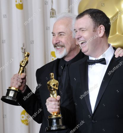 Editorial picture of Usa Academy Awards 2011 - Feb 2011