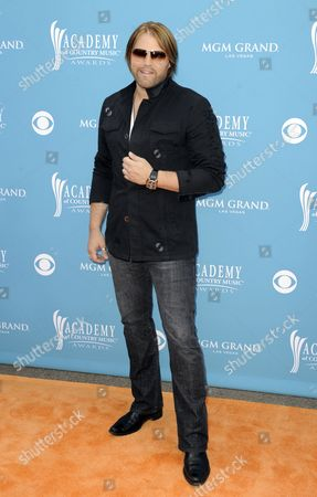 Us Musician James Otto Arrives at the 45th Annual Academy of Country Music Awards in Las Vegas Nevada Usa 18 April 2010 the Academy of Country Music Awards Honor Excellence in Country Music United States Las Vegas