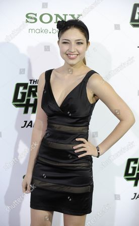 Editorial picture of Usa Cinema Green Hornet Premiere - Jan 2011