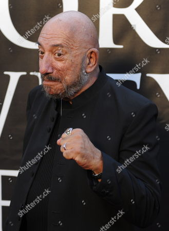 Stock Picture of Us Actor Sid Haig From the Devil's Rejects Arrives For the Premiere of the Horror Movie Hatchet Ii at the Egyptian Theatre in Hollywood California Usa 28 September 2010 Hatchet Ii is a Slasher Film Directed Written and Produced by Adam Green and Takes Place in the Louisiana Bayou Hatchet Ii is Unrated Horror Movie with Extreme Violence United States Hollywood