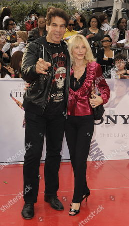 Actor Lou Ferrigno and Wife Carla Ferrigno Arrive For the Michael Jackson Film 'This is It ' at La Live Nokia Theatre in Los Angeles California Usa 27 October 2009