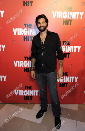Stock Picture of Us Actor and Cast Member Daniel Weber Arrives For a Special Screening of 'The Virginity Hit' in Los Angeles California Usa 07 September 2010 'The Virginity Hit' is the Story of Four Guys with a Camera Chronicilling Their Experience of Losing Their Virginity United States Los Angeles