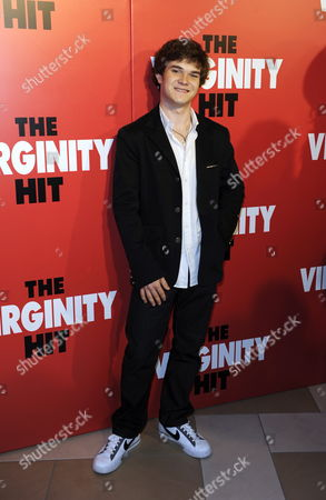 Us Actor and Cast Member Jacob Davich Arrives For a Special Screening of 'The Virginity Hit' in Los Angeles California Usa 07 September 2010 'The Virginity Hit' is the Story of Four Guys with a Camera Chronicilling Their Experience of Losing Their Virginity United States Los Angeles