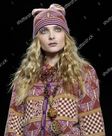 Editorial image of Usa Fashion Week - Feb 2010