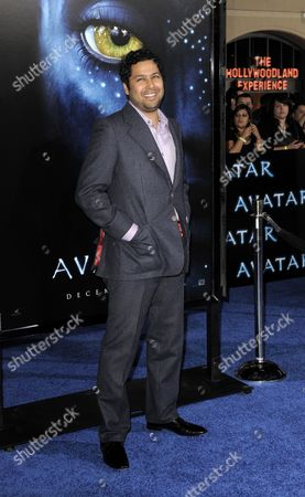 Us Actor and Cast Member Dileep Rao Arrives For the 'Avatar' Premiere at Mann's Grauman Chinese Theater in Los Angeles California Usa 16 December 2009 Rao Plays the Role of 'Dr Max Patel' in This Story of a Reluctant Hero Battling to Save a Civilization
