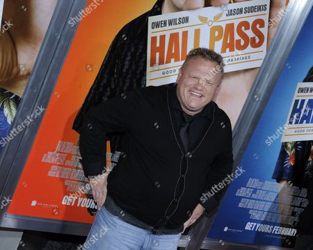 Us Actor and Cast Member Larry Joe Campbell Arrives For the World Premiere of 'Hall Pass' in Los Angeles California Usa 23 February 2011 'Hall Pass' is the Story of Two Buddies who Growing Restless in Their Marriages Are Granted One Week of Freedom by Their Wives to Do Whatever They Want with No Questions Asked United States Los Angeles