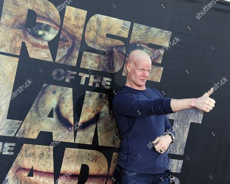 Us Actor Derek Mears Arrives For the Los Angeles Premiere of 'Rise of the Planet of the Apes' at Grauman's Chinese Theatre in Hollywood California Usa 28 July 2011 'Rise of the Planet of the Apes' Opens Nationwide on 05 August 2011 United States Hollywood