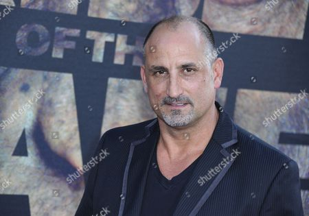 Us Actor Michael Papajohn Arrives For the Los Angeles Premiere of 'Rise of the Planet of the Apes' at Grauman's Chinese Theatre in Hollywood California Usa 28 July 2011 'Rise of the Planet of the Apes' Opens Nationwide on 05 August 2011 United States Hollywood