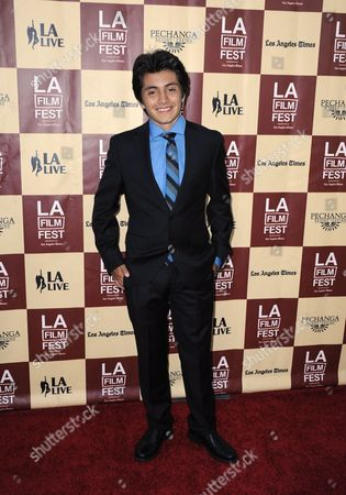 Mexican Actor and Cast Member Jose Julian Arrives For the Premiere of 'A Better Life' in Los Angeles California Usa 21 June 2011 'A Better Life' is the Story of a Father's Love and the Lengths a Parent Will Go to Build a Better Life For His Child United States Los Angeles