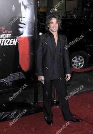 Us Writer/producer Kurt Wimmer Arrives For the Los Angeles Premiere of 'Law Abiding Citizen' at Grauman's Chinese Theatre in Hollywood California Usa 06 October 2009 Wimmer Wrote This Story of a Man who Takes the Law Into His Own Hands United States Hollywood