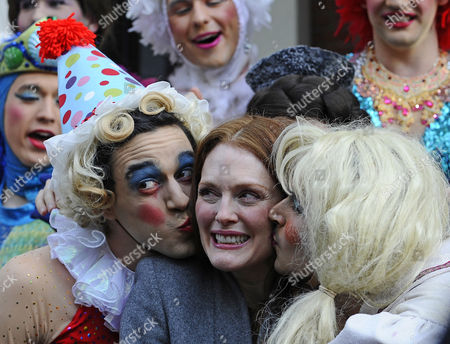 Editorial image of Usa Hasty Pudding Woman of the Year - Jan 2011