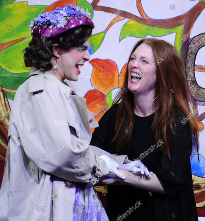 Editorial photo of Usa Hasty Pudding Woman of the Year - Jan 2011