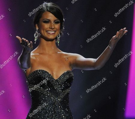 Editorial photo of Usa Miss Universe 2010 - Aug 2010