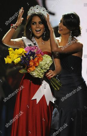 Editorial image of Usa Miss Universe 2010 - Aug 2010