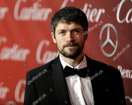 Stock Picture of Danish Writer/director Torben Bech Arrives For the Palm Springs International Film Festival Awards Gala in Palm Springs California Usa 08 January 2011 United States Palm Springs